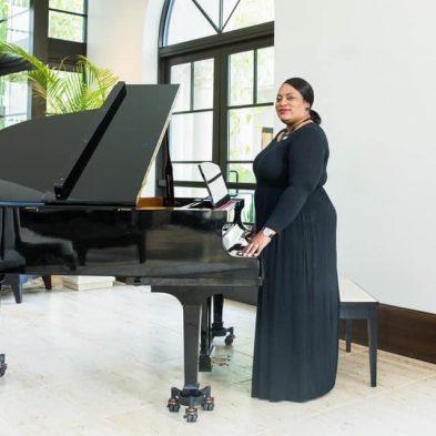 Tarralyn at Piano